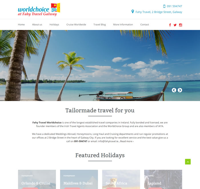 Fahy Travel Worldchoice