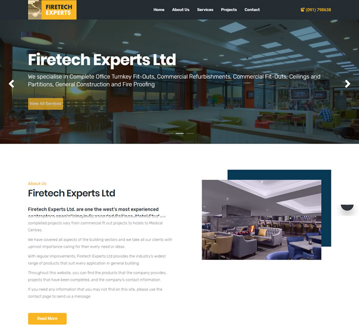 Firetech Experts Ltd
