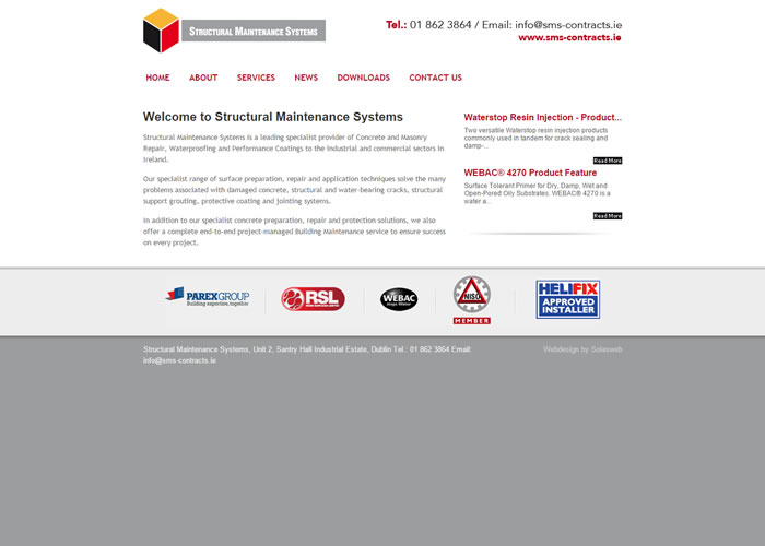 Structural Maintenance Systems
