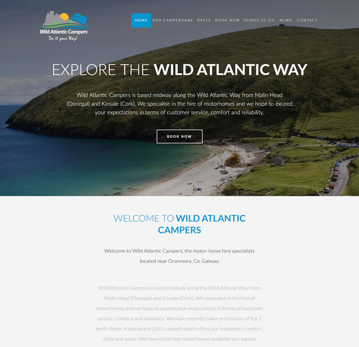 Wild Atlantic Campers